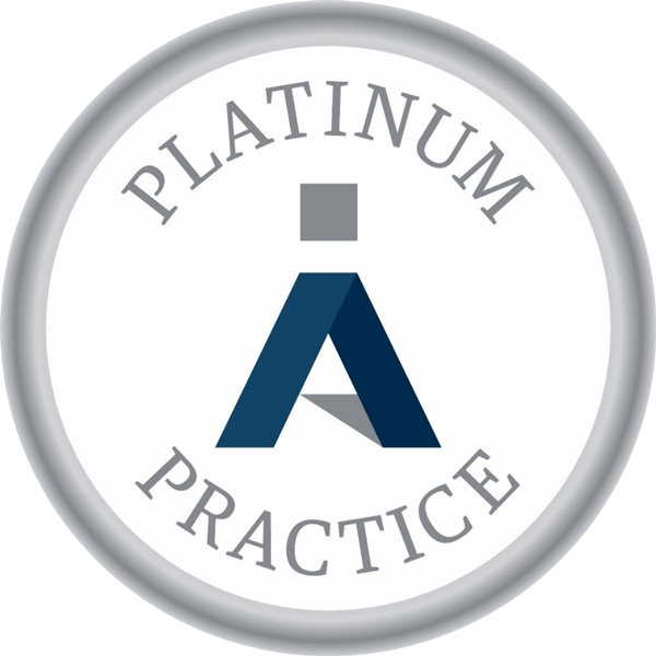 Insurance Advisernet Platinum Practice Award